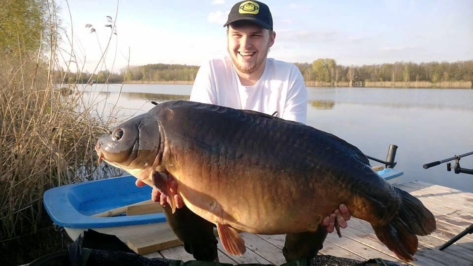 Bartłomiej Król 24,3 kg