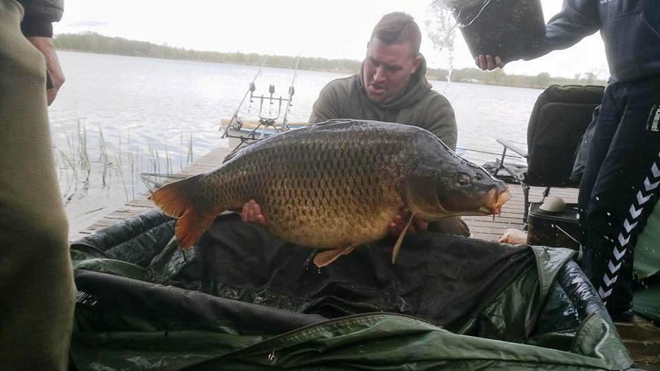 Christian Pabst 22,7 kg